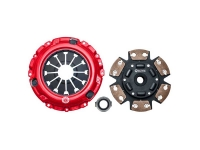 ACTION CLUTCH STAGE 4 KIT HONDA CIVIC EG EK INTEGRA DC2 VTEC B16 B18 B-SERIES
