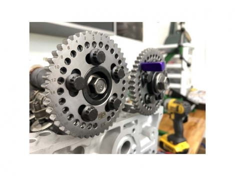 4 Piston K-Series Adjustable Cam Gears
