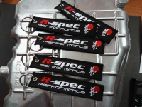R-Spec Performance  Key Ring Chain